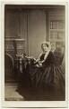 Janet ('Jessie') (née Dewar), Lady Carmichael-Anstruther, by Charles James Plumer - NPG Ax46362