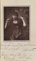 Florence St John as Olivette in 'Olivette', by London Stereoscopic & Photographic Company, published by  Charles Dickens & Evans - NPG Ax35611
