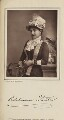 Adelina Patti, by London Stereoscopic & Photographic Company, published by  Charles Dickens & Evans - NPG Ax35622