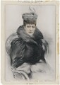 Queen Alexandra, published by Illustrated London News, after  George C. Wilmshurst - NPG D33955