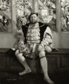 Charles Laughton as Henry VIII in 'The Private Life of Henry VIII', by Tunbridge - NPG x34545