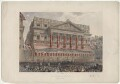 'The Mansion House, March 7th 1863' (including King Edward VII; Queen Alexandra), by Robert Charles Dudley - NPG D33987