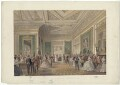 'The signing of the Marriage Attestation Deed, March 10th 1863' (including King Edward VII; Queen Alexandra), by Robert Charles Dudley - NPG D33999
