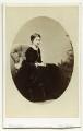Georgina Elizabeth Ward (née Moncreiffe), Countess of Dudley, by Francis Charles Earl - NPG x132254