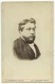 Charles Haddon Spurgeon, by James Francis Knights - NPG x132255
