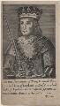 King Edward II, by F.F., after  Unknown artist - NPG D33895