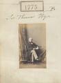Sir Thomas Wyse, by Camille Silvy - NPG Ax51166