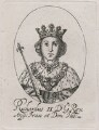 King Richard II, probably after William Faithorne - NPG D33900