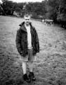 Damien Hirst, by Johnnie Shand Kydd - NPG x87387