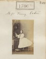 Fanny Eaton, by Camille Silvy - NPG Ax51177