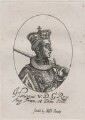King Henry V, probably after William Faithorne - NPG D33909