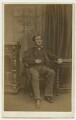 Anthony Ashley-Cooper, 7th Earl of Shaftesbury, by Ferdinand Jean de la Ferté Joubert - NPG x132281