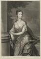 Probably Jane Collier, by John Faber Jr, after  Joseph Highmore - NPG D34034