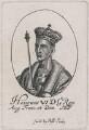 King Henry VI, probably after William Faithorne - NPG D33913