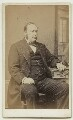 Sir John Holker, by Isaac Bradley - NPG x132283