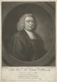 Emanuel Collins, by James Macardell, after  Nathaniel Hone - NPG D34038