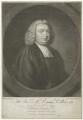 Emanuel Collins, by James Macardell, after  Nathaniel Hone - NPG D34039