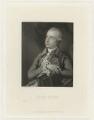 George Colman the Elder, by James Scott, after  Thomas Gainsborough - NPG D34045