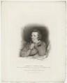 George Colman the Elder, by Edward Scriven, published by  T. Cadell & W. Davies, after  John Jackson, after  Sir Joshua Reynolds - NPG D34046