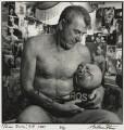 Thom Gunn, by Arthur Tress - NPG x132286