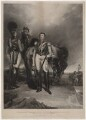 Stapleton Cotton, 1st Viscount Combermere, by Samuel William Reynolds Jr, after  John Hayter - NPG D34052