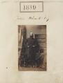 John Ninet, by Camille Silvy - NPG Ax51210