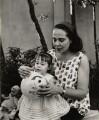 Mariela Castro Espín; Vilma Espín Guillois, by Ida Kar - NPG x132297