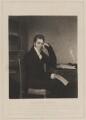 Pierce Egan, by Charles Turner, after  George Sharples - NPG D34058