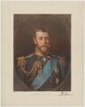 King George V, published by The Graphic, after  Sir (Samuel) Luke Fildes - NPG D34015
