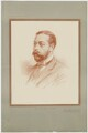 King George V, published by The Graphic, after  John Seymour Lucas - NPG D34016