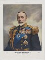 King George V, published by Illustrated London News, after  John St Helier Lander - NPG D34061