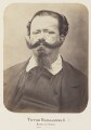 Victor Emmanuel II, King of Italy, by Unknown photographer - NPG Ax7269