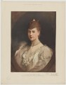 Queen Mary, published by The Graphic, after  Sir (Samuel) Luke Fildes - NPG D34065