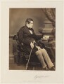 John Singleton Copley, Baron Lyndhurst, by John Jabez Edwin Mayall, published by  A. Marion & Co - NPG Ax7292