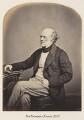 Sir Charles Lyell, 1st Bt, by Maull & Polyblank - NPG Ax7298