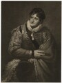 George Frederick Cooke in the Character of Iago, by James Ward, after  James Green - NPG D34089