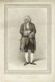 George Frederick Cooke as Sir Archy MacSarcasm in 'Love à la Mode' by Charles Macklin, by Richard Woodman, published by  John Cawthorn, after  Samuel De Wilde - NPG D34092