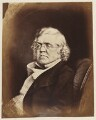 William Makepeace Thackeray, after Ernest Edwards - NPG Ax7333