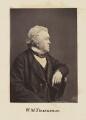 William Makepeace Thackeray, by (George) Herbert Watkins - NPG Ax7334