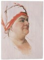 Camila Batmanghelidjh, by Dean Marsh - NPG 6860