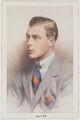 Prince Edward, Duke of Windsor (King Edward VIII), after Eugène Louis Martin - NPG D34121