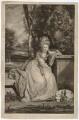Mary Boyle (née Monckton), Countess of Cork and Orrery, by Johann Jacobé, after  Sir Joshua Reynolds - NPG D34130
