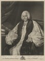 Frederick Cornwallis, by Edward Fisher, after  Nathaniel Dance (later Sir Nathaniel Holland, Bt) - NPG D34132