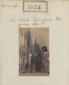 Sir (Walter) Minto Townsend-Farquhar, 2nd Bt, by Camille Silvy - NPG Ax51244