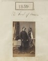 Philip Yorke Gore, 4th Earl of Arran, by Camille Silvy - NPG Ax51249