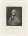 Charles Cornwallis, 1st Marquess Cornwallis, by James Scott, after  Thomas Gainsborough - NPG D34144
