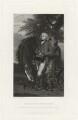 George Kein Hayward Coussmaker, by James Scott, published by  Henry Graves, after  Sir Joshua Reynolds - NPG D34172