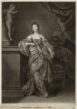 Maria (née Gunning), Countess of Coventry, by James Macardell, after  Gavin Hamilton - NPG D34176