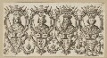 King Edward I; King Edward II; King Edward III; King Richard II, after Unknown artist - NPG D34137