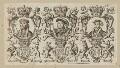 King Henry VII; King Henry VIII; King Edward VI, after Unknown artist - NPG D34139